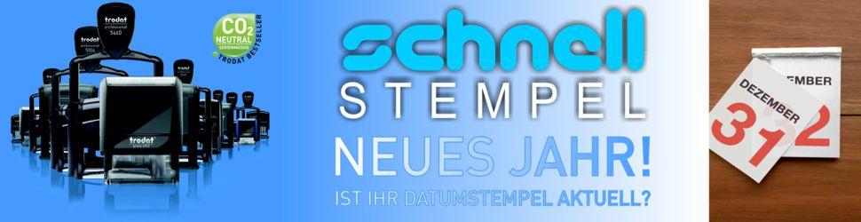 Datumstempel mit neuen Datum ab Stempeljahr 2021