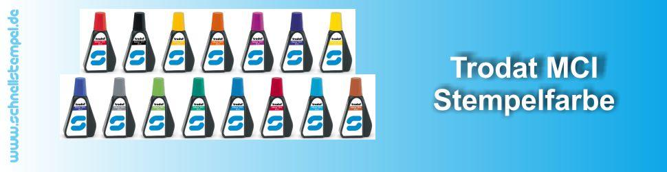 Sonderfarben für Stempelkissen oder Mehrfarbstempelkissen