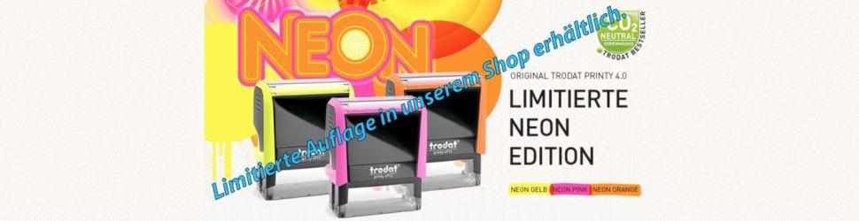 Stempel Printy Neon