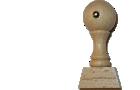 Holzstempel 8 mm Länge bis 75 mm Breite gestalten