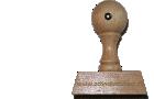 Holzstempel 18 mm Länge bis 50 mm Breite gestalten