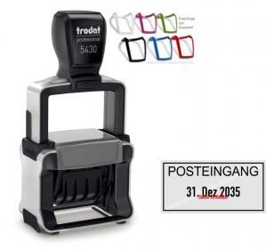 5430 Trodat Professional 4.0 Posteingang