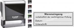 4915 Stempel Trodat Printy Wareneingangskontrollstempel