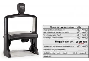 54120-R Stempel Trodat Professional Wareneingangskontrolle 2