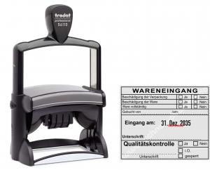 54110 Stempel Trodat Professional Wareneingangsstempel Qualitätskontrolle