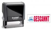 4912 Trodat Office Printy GESCANNT mit roten Schriftzug und blauen Symbol