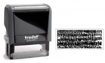 4912 Trodat Office Printy Datenschutzstempel