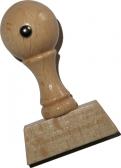 Holzstempel 8 x 40 mm