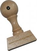 Holzstempel 30 x 40 mm