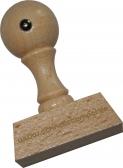 Holzstempel 30 x 50 mm