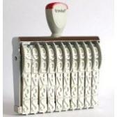 151810 Trodat Classic Ziffernbandstempel 18 mm mit 10 Bänder