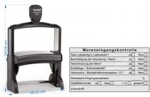 5212 Trodat Wareneingangskontrolle Mindesthaltbarkeit Temperatur