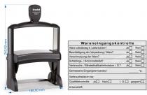 5212 Trodat Wareneingangskontrolle Mindesthaltbarkeit Verbrauchsdatum bis