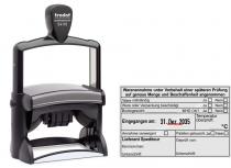 54110 Trodat Professional Warenannahme Gewicht Temperatur