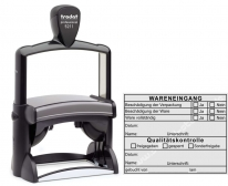 5211 Trodat Professional Wareneingangsstempel Qualitätskontrolle