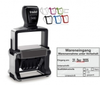 5480 Trodat Professional 4.0 NEU Wareneingang-Warenannahme-Qualitätskontrolle