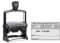 54110 Trodat Professional Wareneingangskontrolle ISO