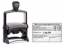 54110 Trodat Professional Lebensmittelkontrolle Verbrauchsdatum gemessene Temperatur