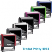 Trodat Printy 4914 Stempel Abdruckgröße 64 x 26 mm