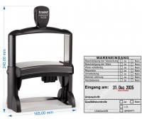 54120 R Trodat Professional Wareneingangsstempel Handelsware