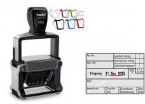5480 Trodat Professional 4.0 NEU Rechnung bezahlt am bezahlt mit PayPal Kreditkarte Bar EC Bankeinzug Überweisung
